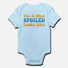 This Is What Spoiled Looks Like Infant Bodysuit