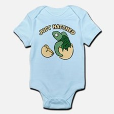 Just Hatched Turtle Infant Bodysuit