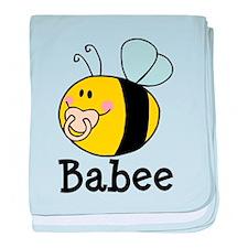 Babee Bee baby blanket
