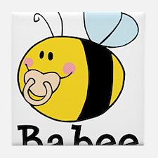 Babee Bee Tile Coaster