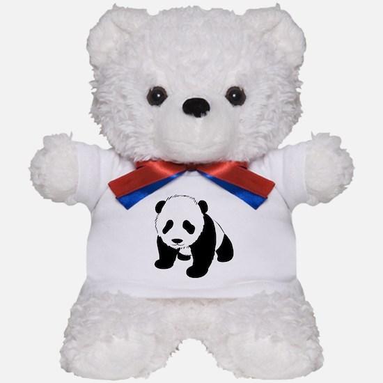 Panda Bear Teddy Bear