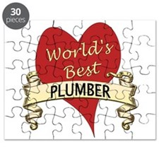 Cute Plumber Puzzle