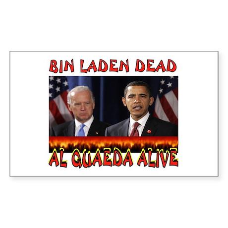 AL QUAEDA WINNING Sticker (Rectangle 50 pk)