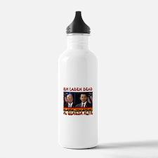 AL QUAEDA WINNING Water Bottle