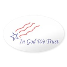 In God star Decal