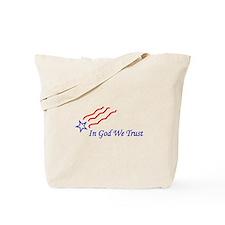 In God star Tote Bag