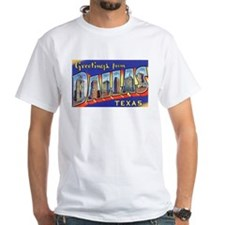 Dallas Texas Greetings (Front) Shirt