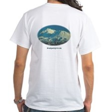 Shirt - Mt. Shasta on the back