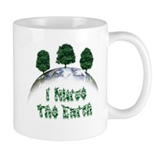 I nurse the Earth, and preserve our environment. M