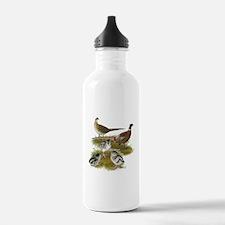 Pheasant Family Water Bottle