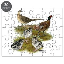 Pheasant Family Puzzle
