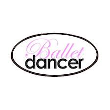Ballet Dancer Patches