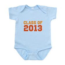 class of 2013 Infant Bodysuit