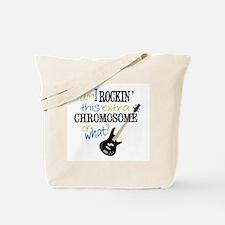 Rockin Chromosome Tote Bag