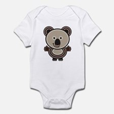 Aboriginal Koala Infant Bodysuit