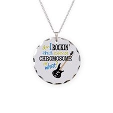 rockin chromosome 2 Necklace