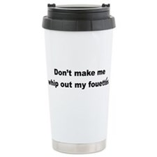 Fouettes Travel Mug