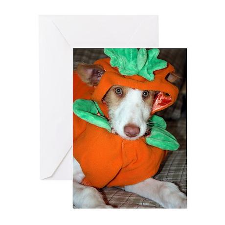 I Be Za Pumpkin! Greeting Cards (Pk of 10)