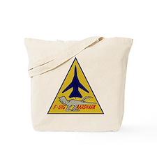 F-111 Aardvark Tote Bag