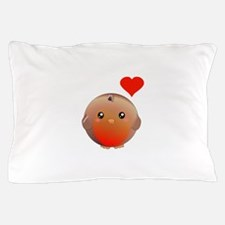 Cute bird Pillow Case