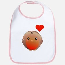 Cute bird Bib