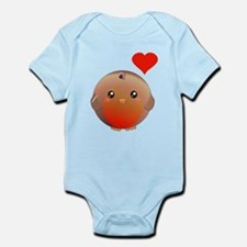Cute bird Infant Bodysuit
