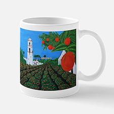 Parade of Oranges Mug