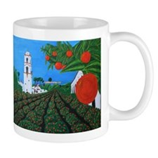 Parade of Oranges Mug