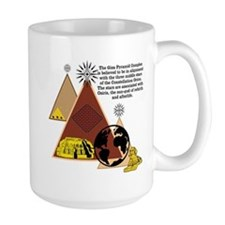 Fun Pyramid Of Giza Mug