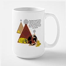 Fun Pyramid Of Giza Mug