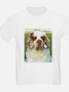 Clumber Spaniel AF015D-125 T-Shirt