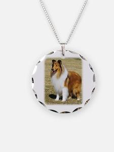 Collie Rough AF036D-028 Necklace