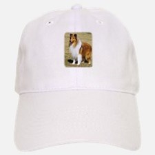 Collie Rough AF036D-028 Baseball Baseball Cap