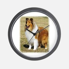 Collie Rough AF036D-028 Wall Clock