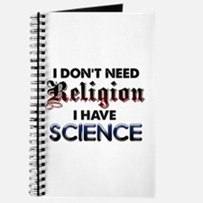 I Dont Need Religion Journal