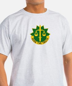 DUI - 6th Military Police Group T-Shirt