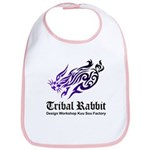 Tribal rabbit Bib