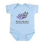 Tribal rabbit Infant Bodysuit