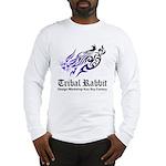Tribal rabbit Long Sleeve T-Shirt