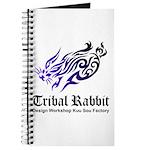 Tribal rabbit Journal