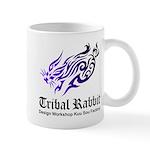 Tribal rabbit Mug