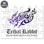 Tribal rabbit Puzzle