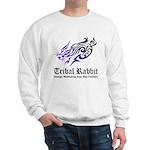 Tribal rabbit Sweatshirt