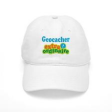 Geocacher Extraordinaire Baseball Cap