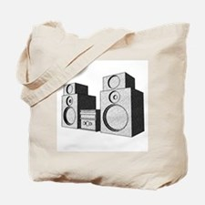 The Great Stereo System Tote Bag