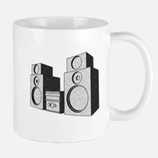 The Great Stereo System Mug