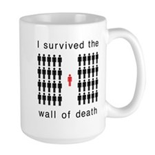 wall_of_death Mugs