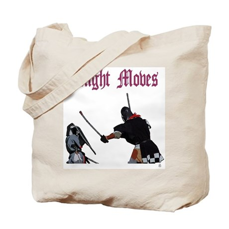 SCA/Knight Moves Tote Bag