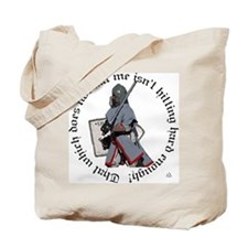Nitsche/War Dawg Tote Bag