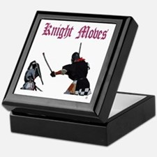 Knight Moves Keepsake Box